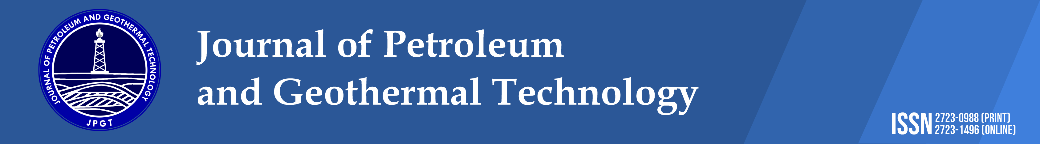 Journal of Petroleum and Geothermal Technology